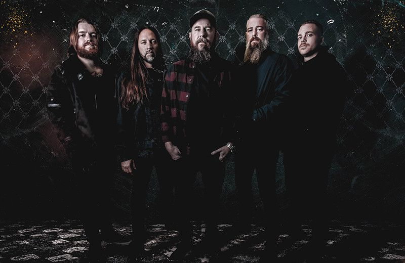 """Nieuwe single In Flames – """"I, The Mask"""""""