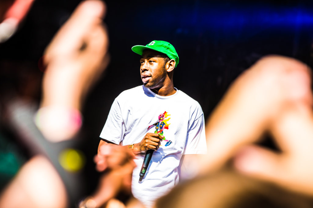 "Nieuwe singles Tyler, The Creator – ""Best Interest"" & ""Group B"""