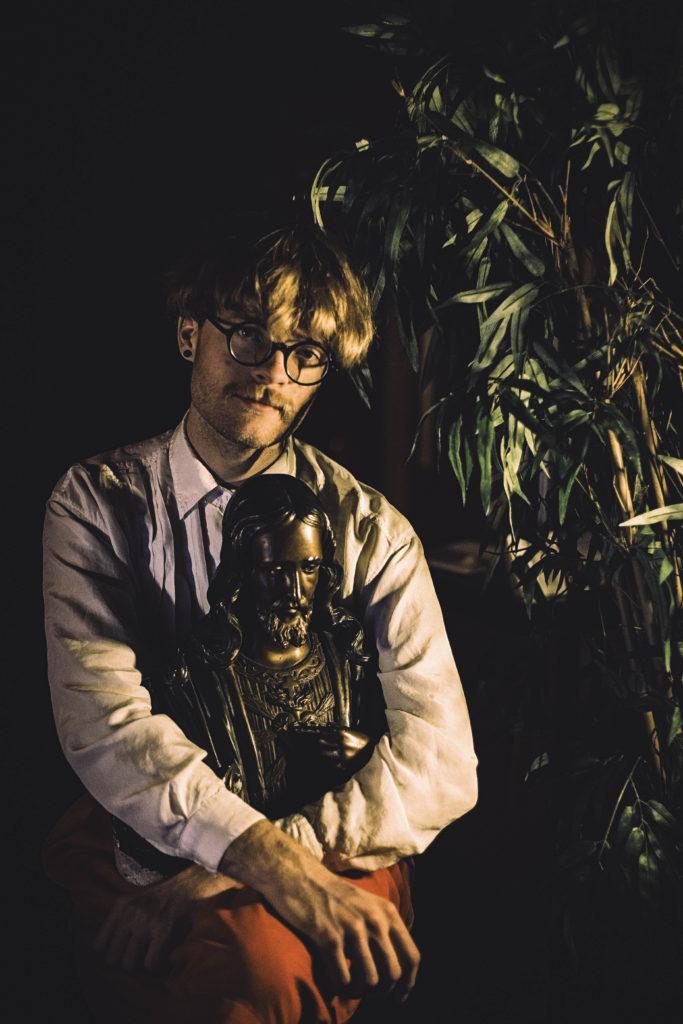 """Interview Jake Wesley Rogers: """"Ik wil student zijn van mijn eigen kunst"""""""