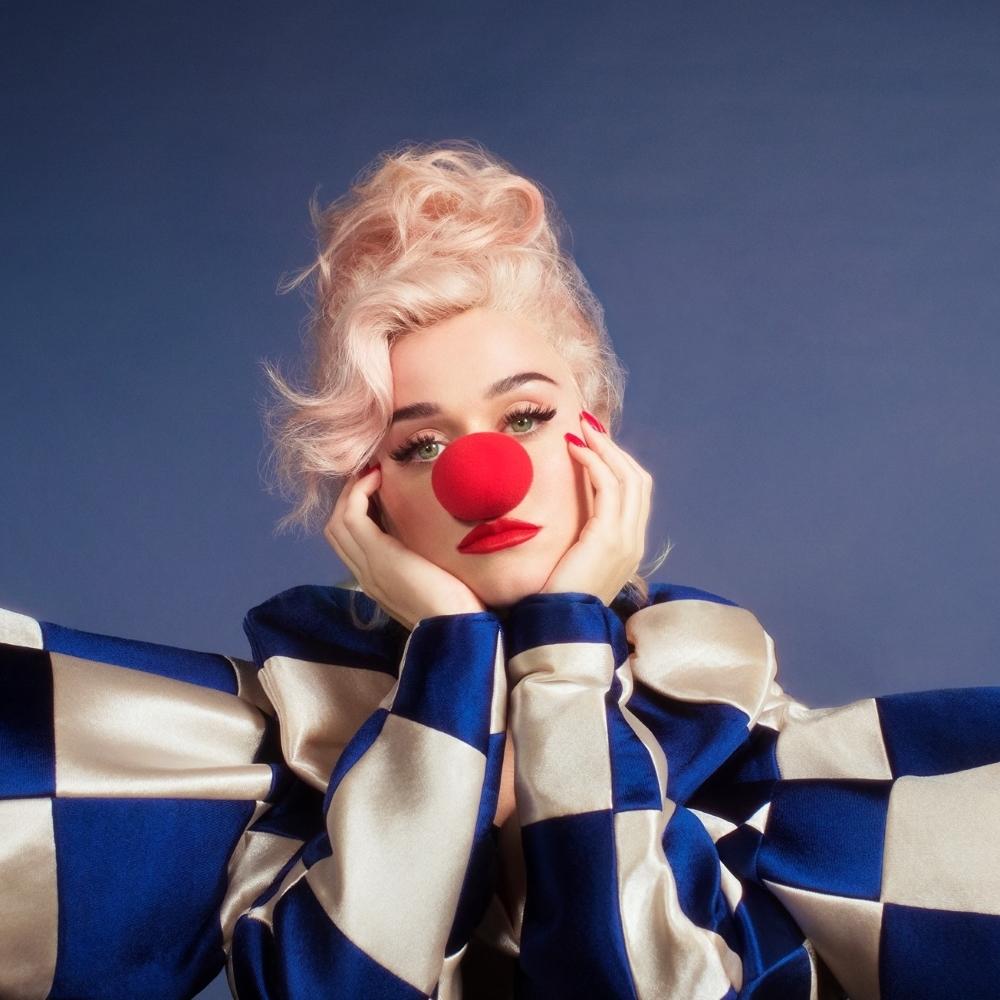 "Nieuwe single Katy Perry – ""Smile"""