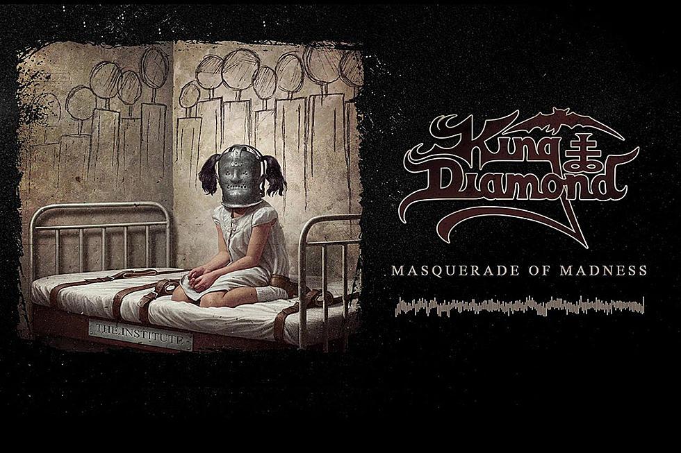 """Nieuwe single King Diamond – """"Masquerade of Madness"""""""