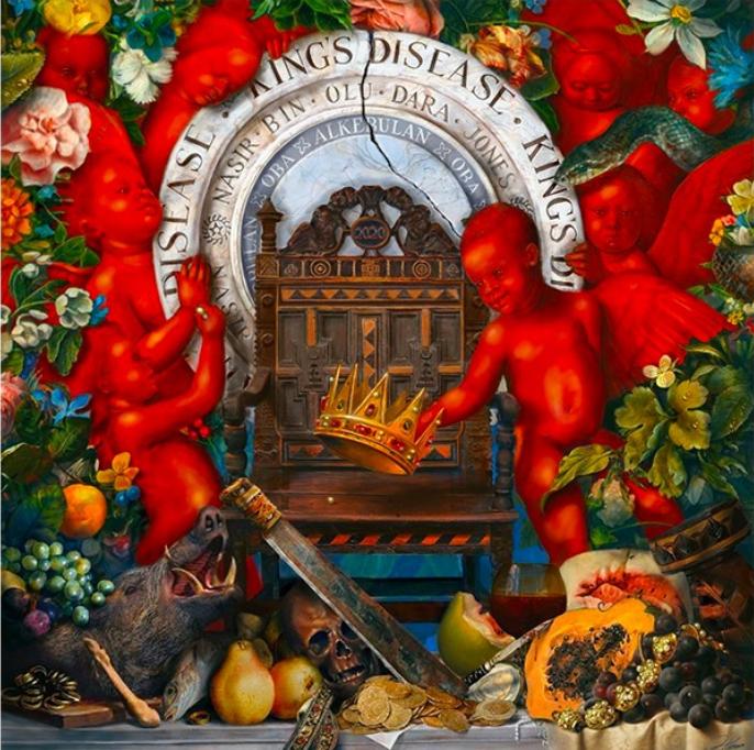 Nas – King's Disease (★★★½): De kunst van het gracieus verouderen
