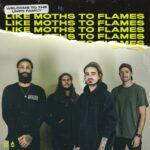 "Nieuwe single Like Moths to Flames - ""Habitual Decline"""