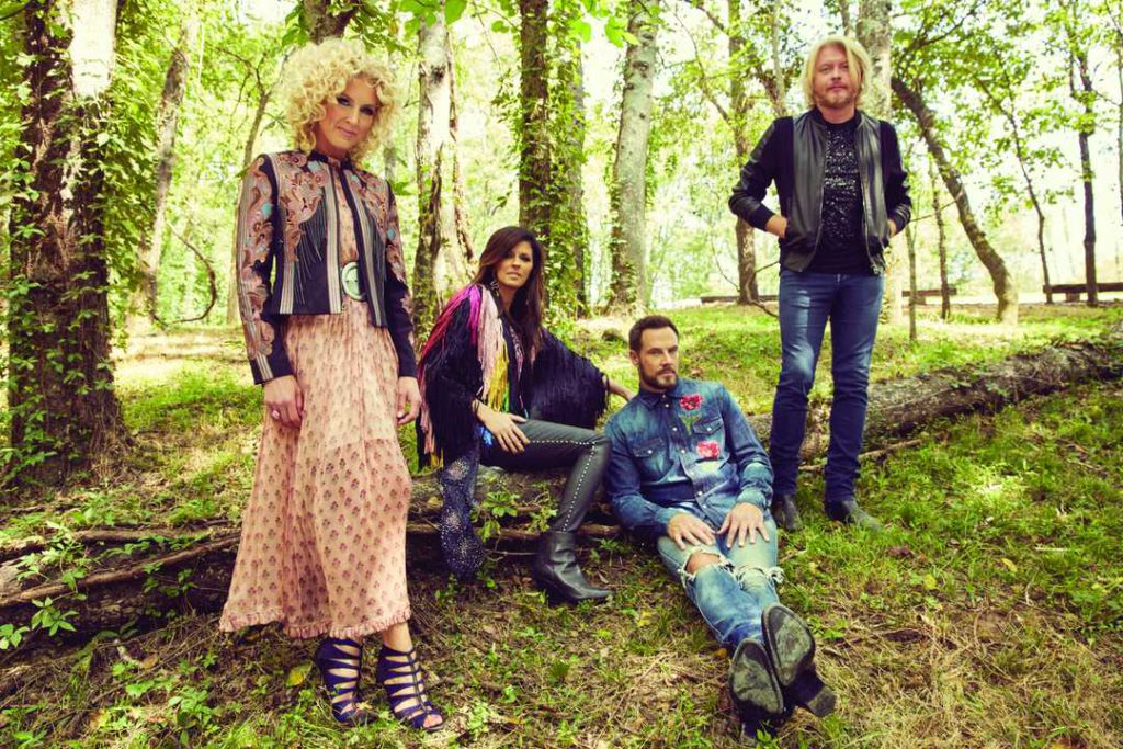 "Nieuwe single Little Big Town – ""The Daughters"""
