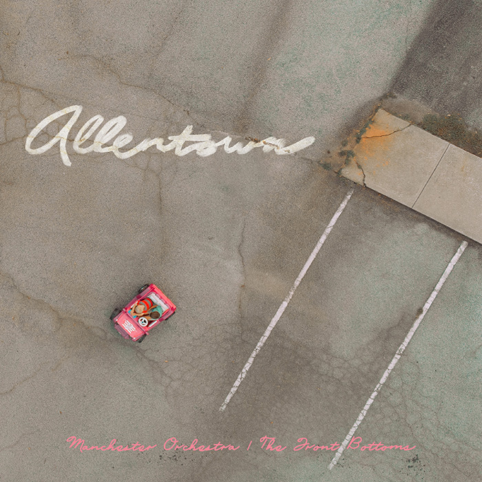 """Nieuwe single Manchester Orchestra & The Front Bottoms – """"Allentown"""""""
