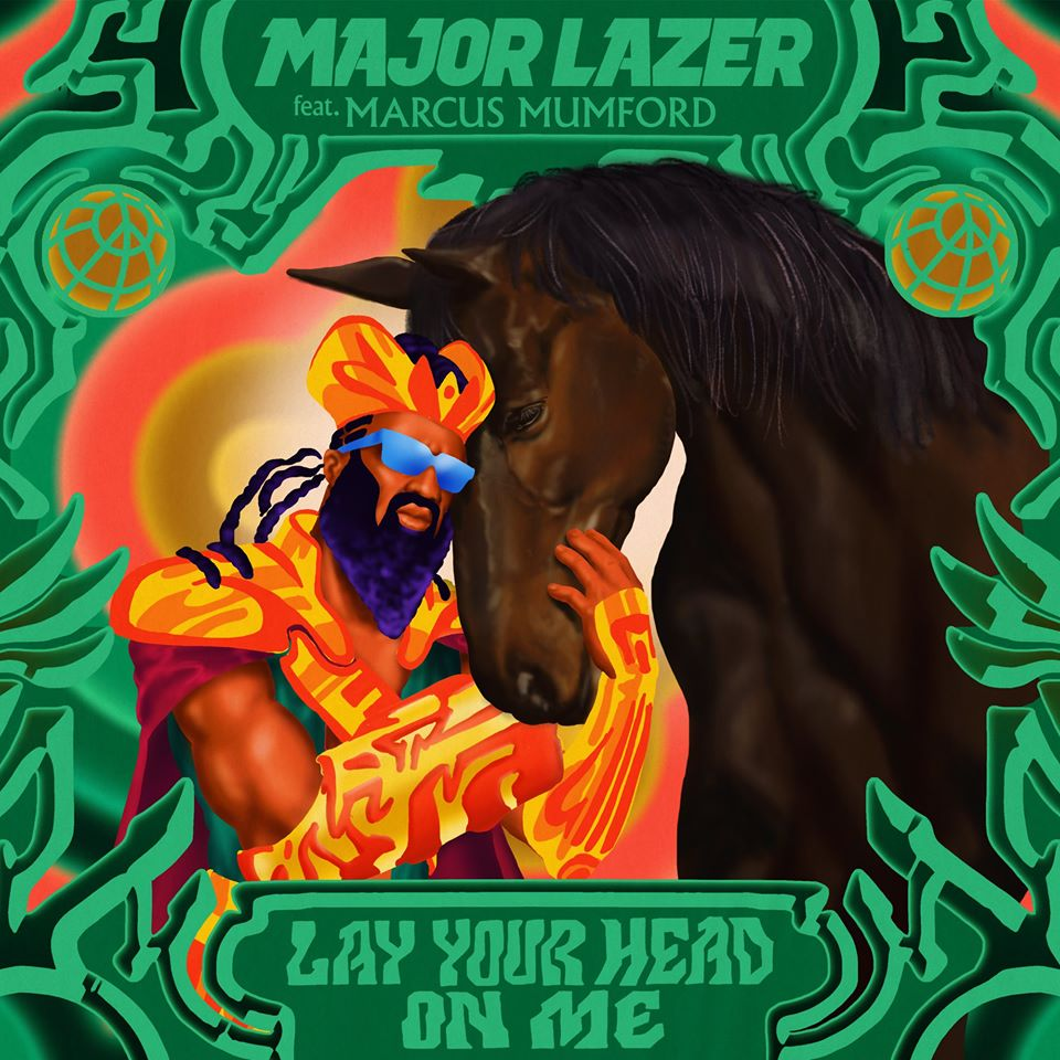 "Nieuwe single Major Lazer ft. Marcus Mumford – ""Lay Your Head On Me"""