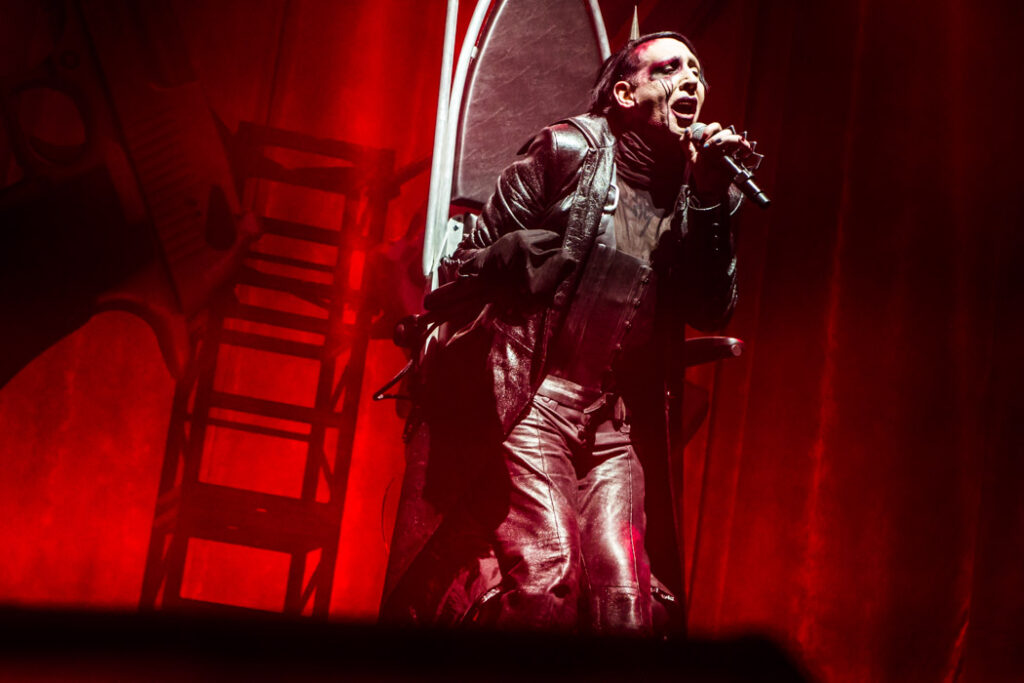 "Nieuwe single Marilyn Manson – ""WE ARE CHAOS"""
