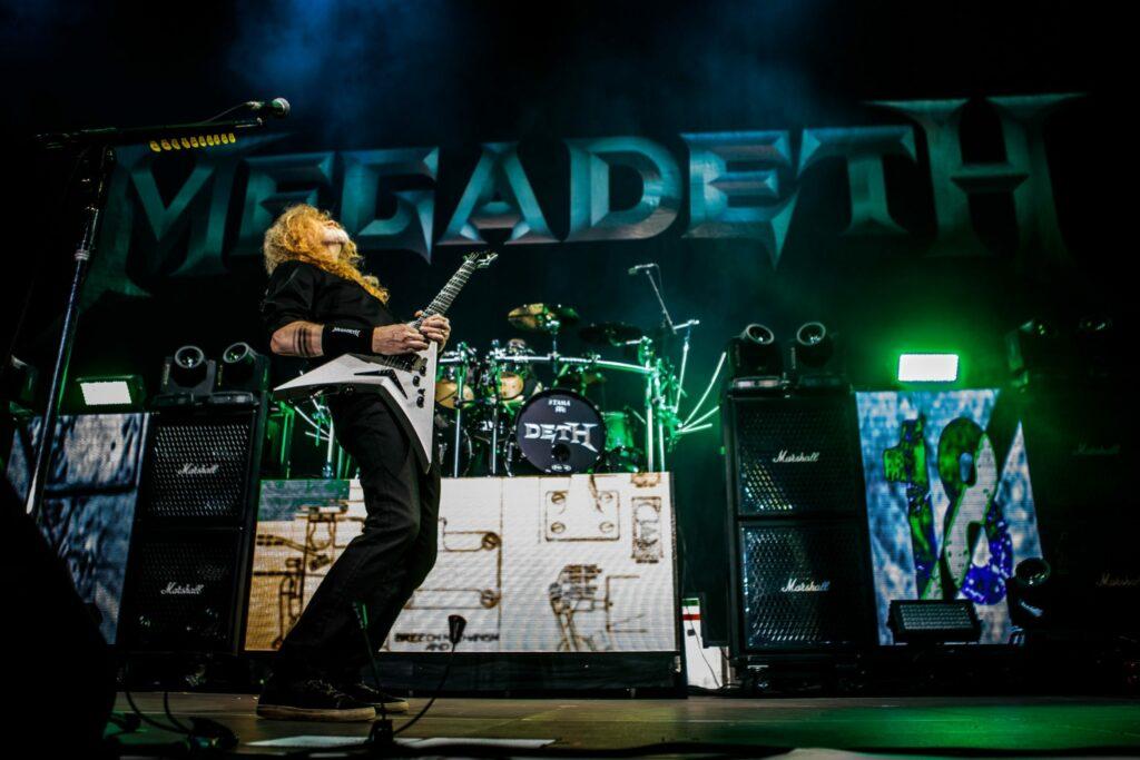 Megadeth, A Day to Remember, Bullet for My Valentine en negen andere namen voor Graspop 2021