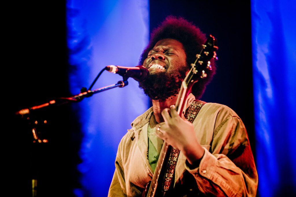 Michael Kiwanuka @ Ancienne Belgique (AB): Rebelse soulman