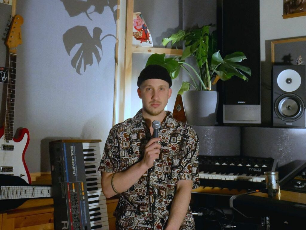 """Nieuwe single Morisse Monty – """"Be Me"""""""