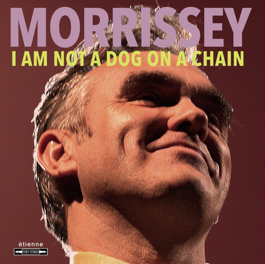Morrissey – I Am Not a Dog on a Chain (★★★): Anti-pop in de derde leeftijd