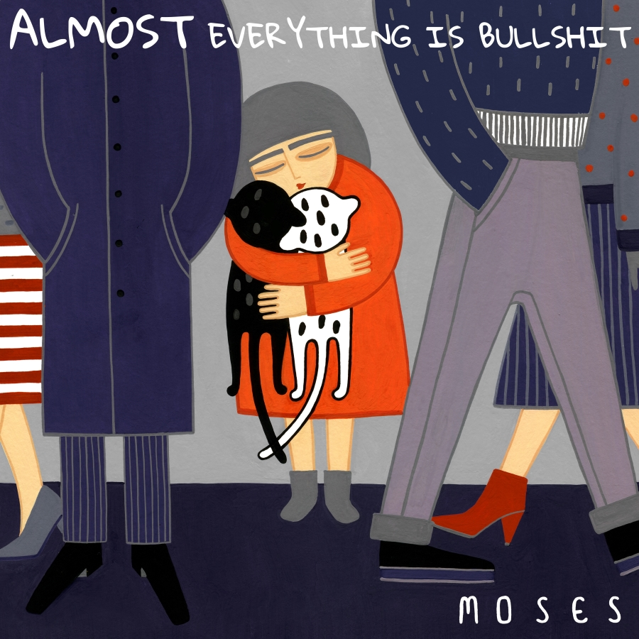 MOSES – Almost Everything Is Bullshit (★★★★½): Monden vallen spontaan open
