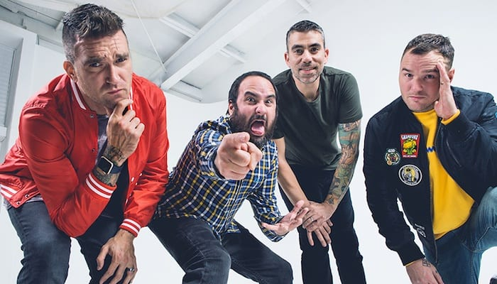 "Nieuwe single New Found Glory – ""Nothing To Say"""