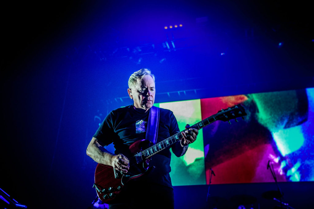 New Order @ Vorst Nationaal: Forever New Order!