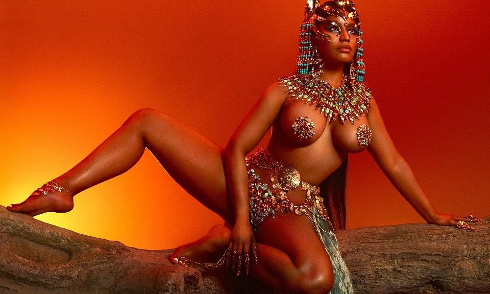 Nicki Minaj en Juice Wrld @ Paleis 12: Groot, groter, grootst