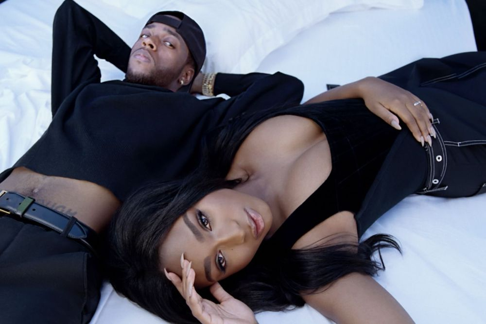 "Nieuwe single Normani feat. 6LACK – ""Waves"""