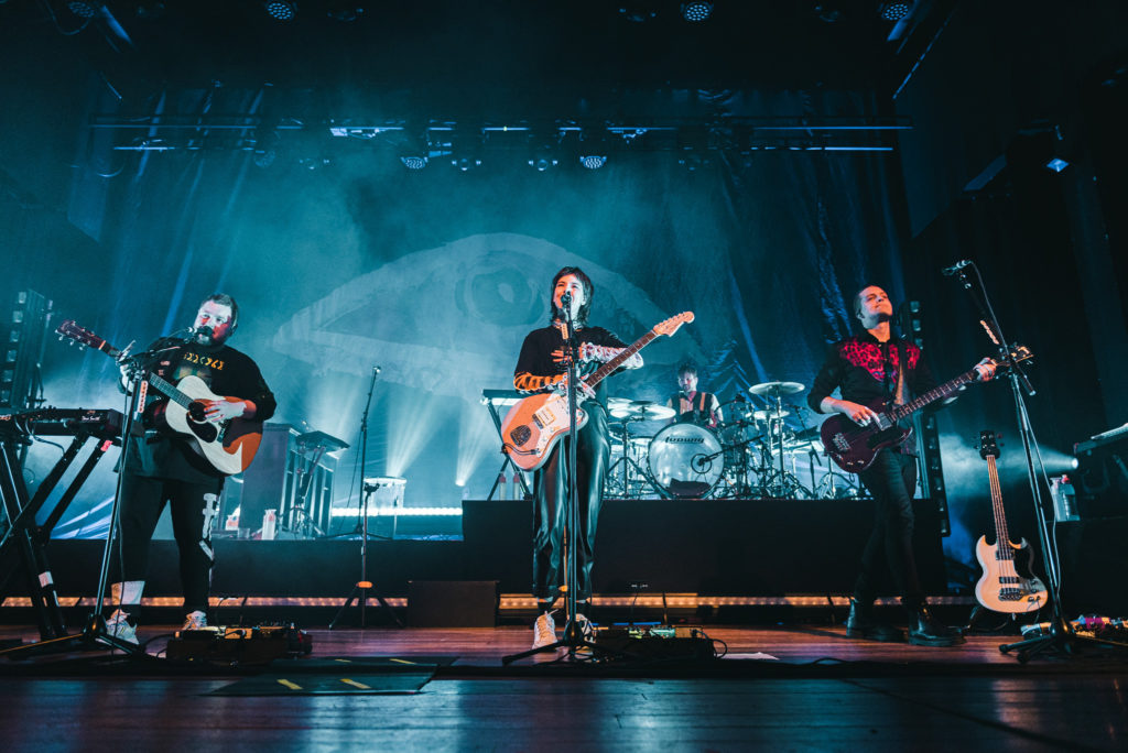 Of Monsters and Men @ De Roma: Een zachtaardig monstertje