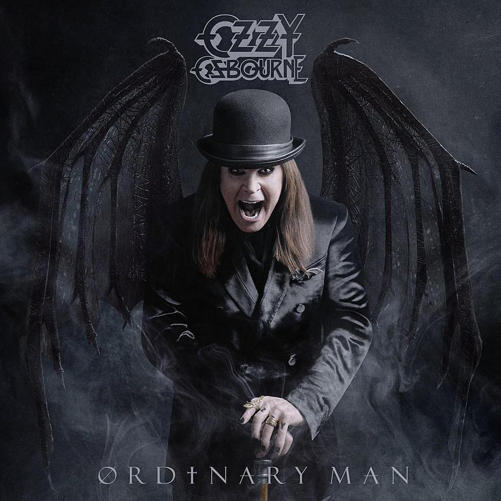 Ozzy Osbourne – Ordinary Man (★★★★): Geen gewone man