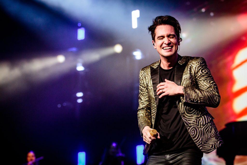 Panic! At The Disco @ Lotto Arena: Solide brug tussen (emo)rock en pop