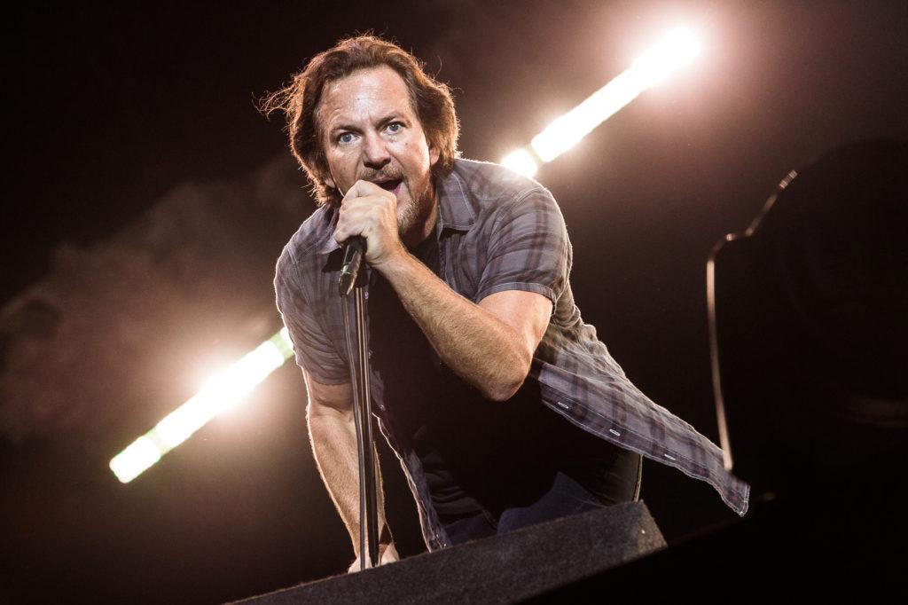 Pearl Jam komt in 2021 naar Rock Werchter