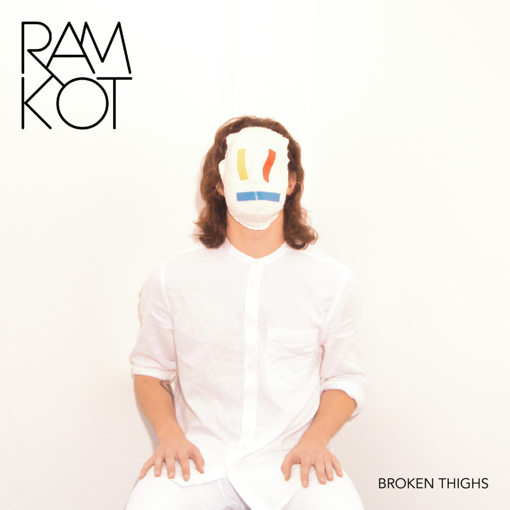 "Première: Debuutsingle Ramkot – ""Broken Thighs"""