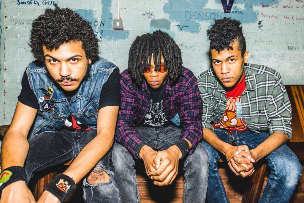 "Nieuwe single Radkey – ""Spiders"""