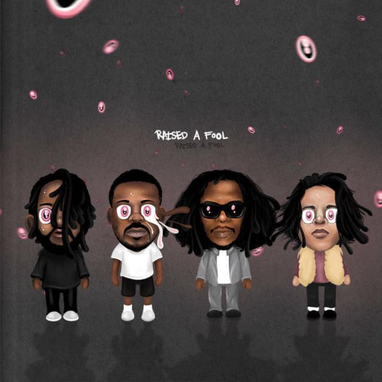 "Nieuwe single Kembe X ft. Jay Rock, Ab-Soul & Zacari: ""Raised A Fool"""