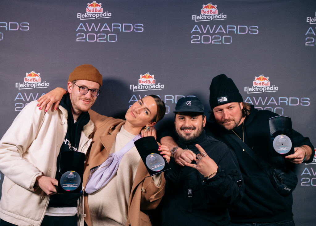 Zwangere Guy en Lous & the Yakuza grote winnaars van de Red Bull Elektropedia Awards 2020!
