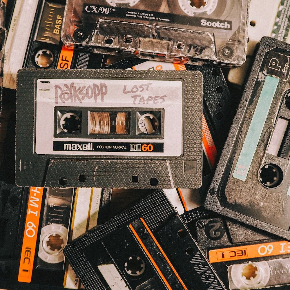 "Nieuwe single Röyksopp – ""Across The Graveyard"""