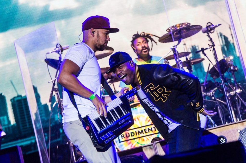 "Nieuwe single Rudimental feat. Anne Marie & Tion Wayne – ""Come Over"""