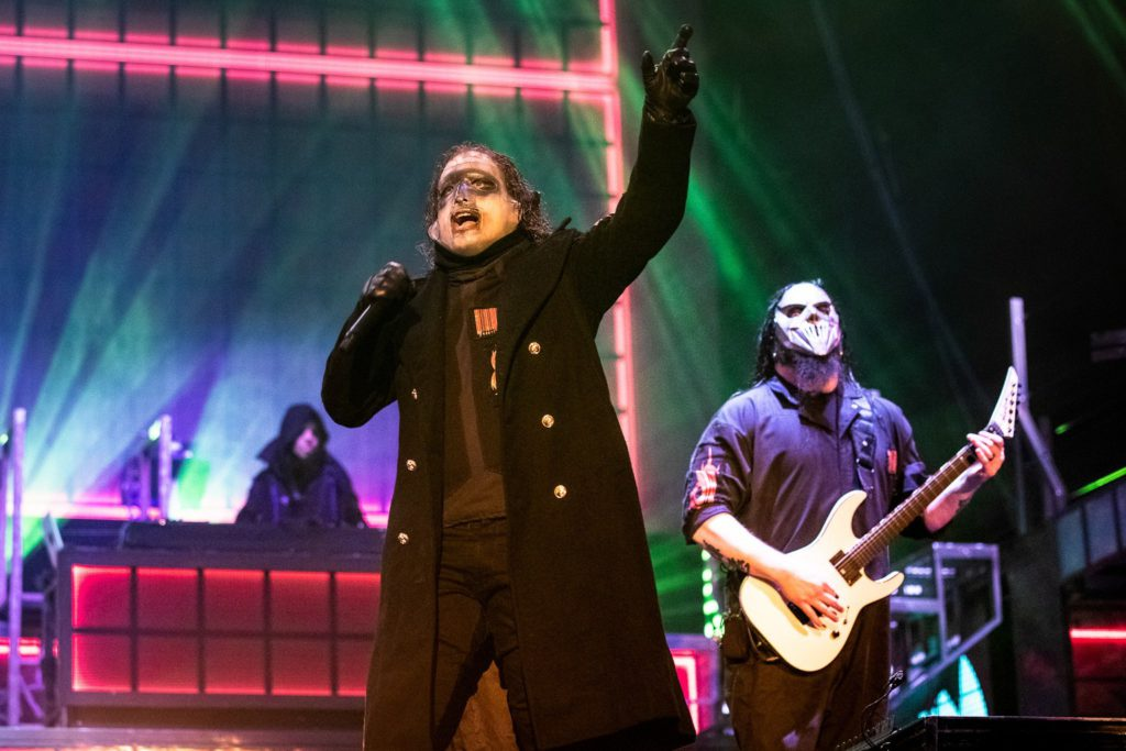 "Nieuwe single Slipknot – ""Birth Of The Cruel"""
