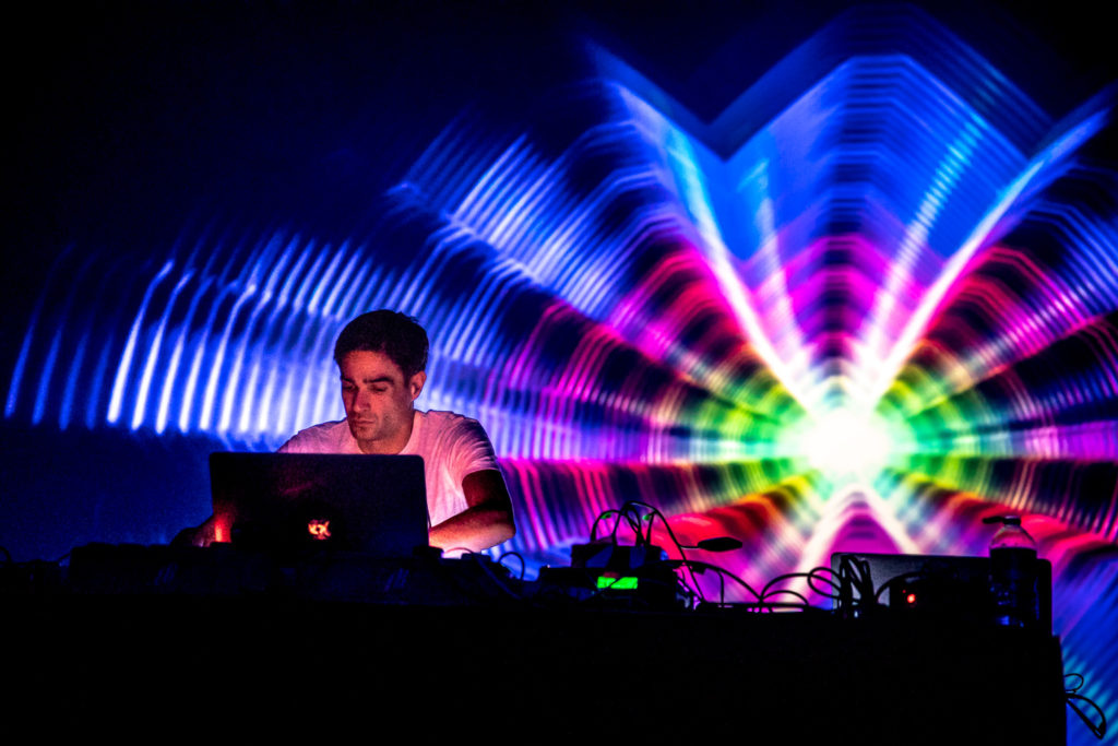 "Nieuwe single Jon Hopkins – ""Scene Suspended"""
