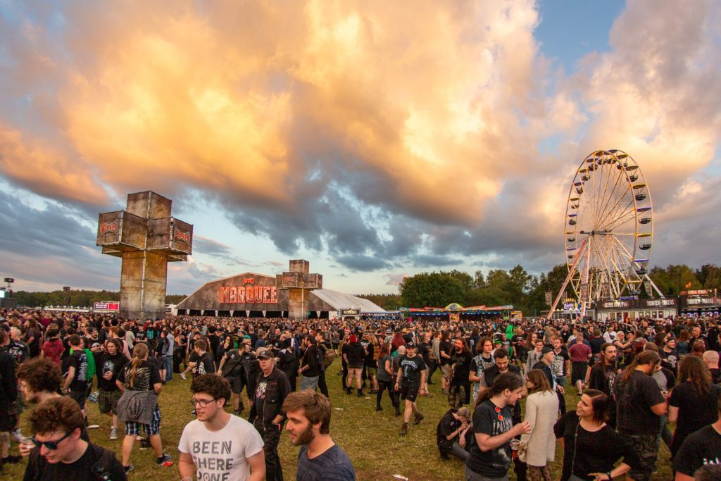 Graspop Metal Meeting (Festivaldag 1): Telt donderdag nu mee of niet?