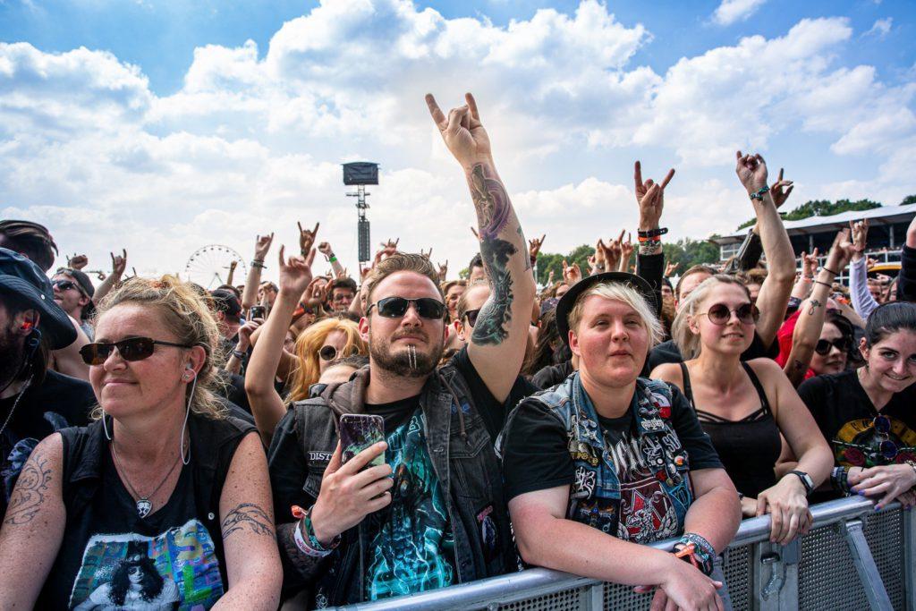 Graspop Metal Meeting (Festivaldag 3): Geen blablabla, wel boemboemboem