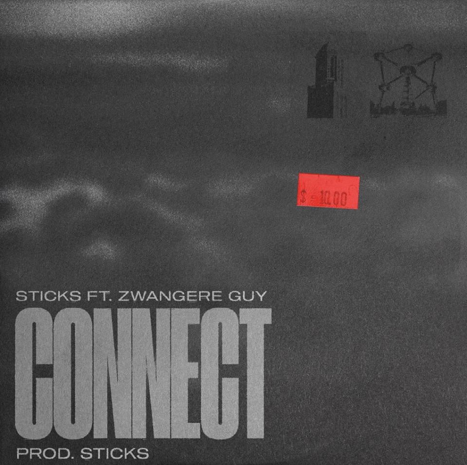 "Nieuwe single Sticks feat. Zwangere Guy – ""Connect'"