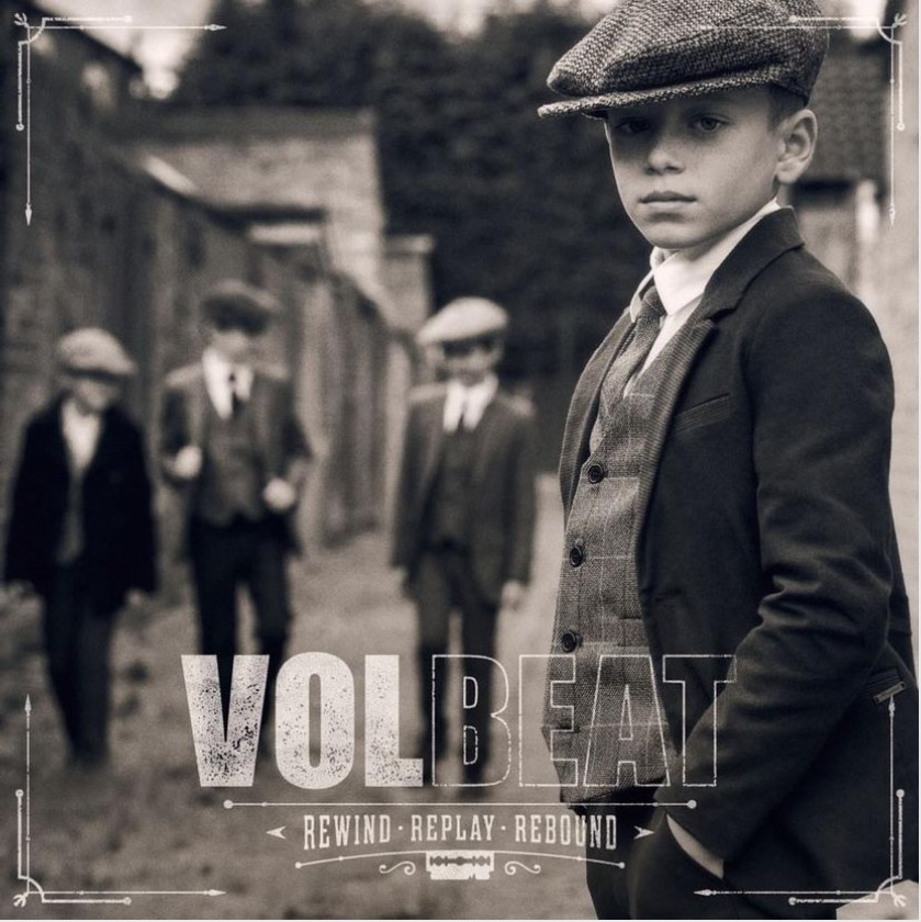 Volbeat – Rewind, Replay, Rebound (★★★★): Never change a winning team