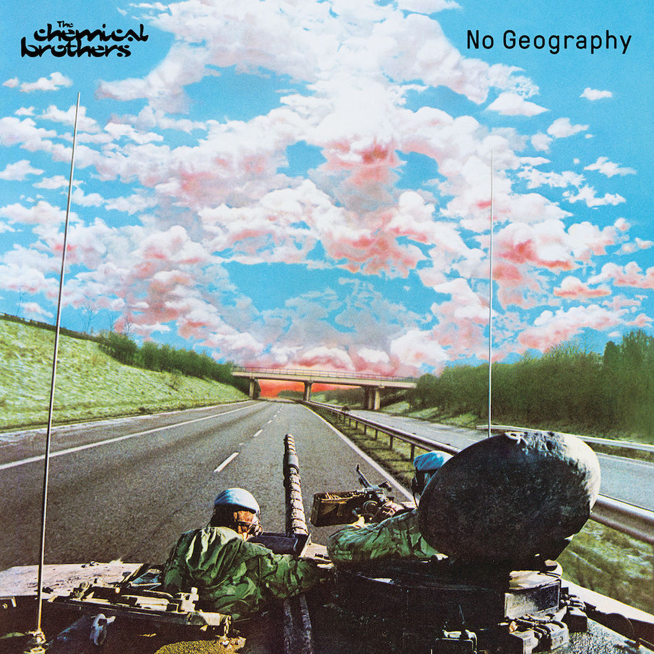 The Chemical Brothers – No Geography (★★★½): Groteske festival anthems
