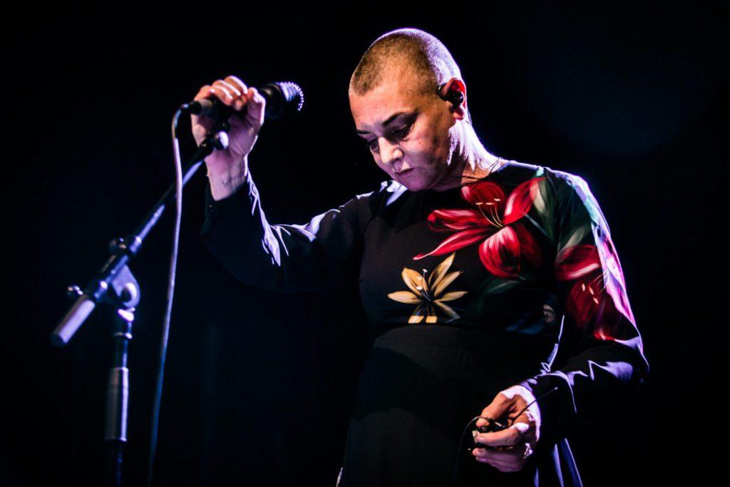 Sinéad O'Connor @ Het Depot: Nederigheid in harmonie