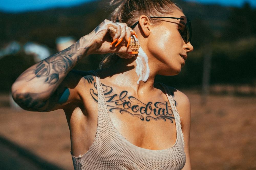 "Nieuwe single Skylar Grey – ""Sunscreen"""