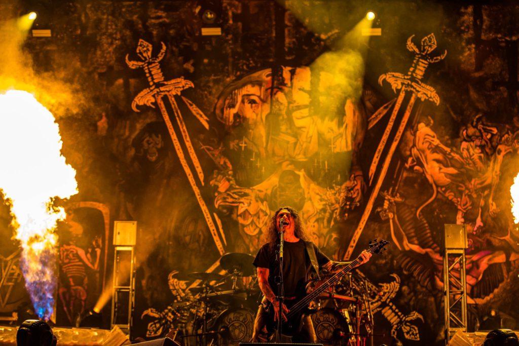 SLAYER @ Graspop Metal Meeting: Afscheid van een titaan