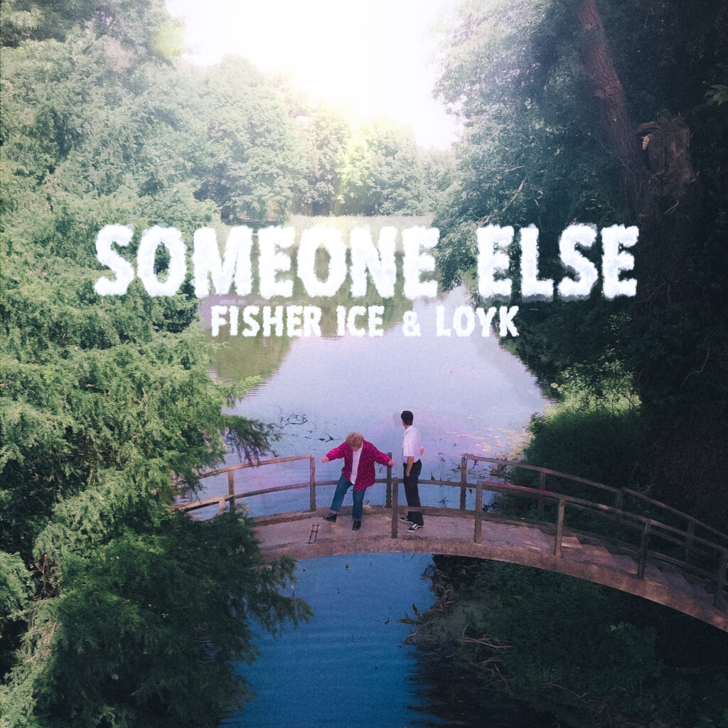 "Nieuwe single Fisher Ice – ""Someone Else"" (feat. Loyk)"