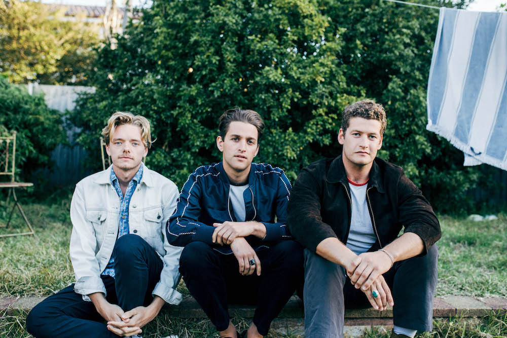 """Nieuwe single Sons Of The East – """"Nothing Comes Easy"""""""