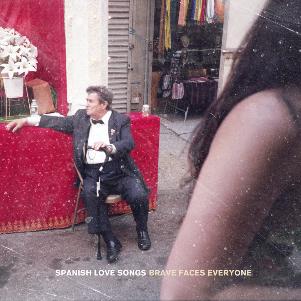 Spanish Love Songs – Brave Faces Everyone (★★★★): Zwartgalligheid als onverantwoord boeiende taal