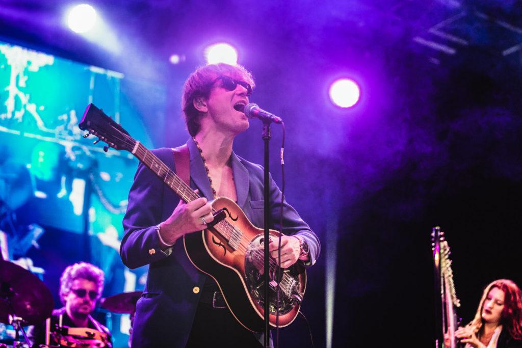 Stef Kamil Carlens @ Ancienne Belgique: Blues uit het hart met een Antwerps accent