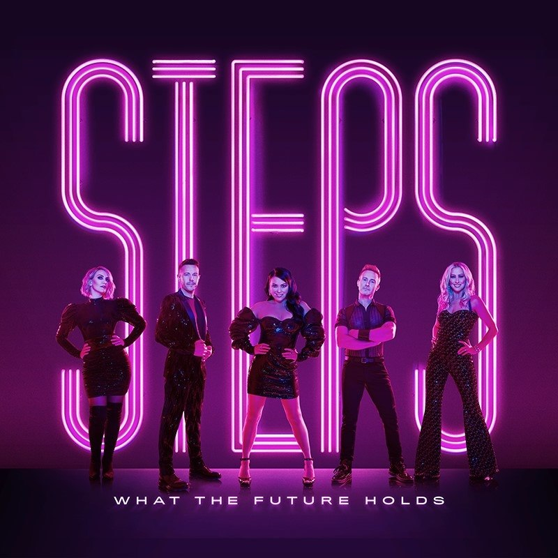 Steps – What The Future Holds (★★): Op de grens tussen platte pop en Steps