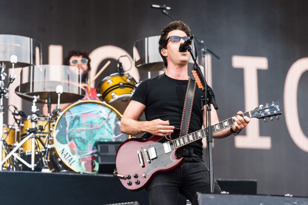 "Nieuwe single Stereophonics – ""Chaos From The Top Down"""