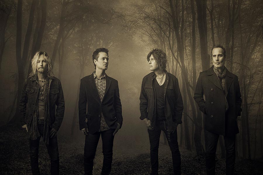 "Nieuwe single Stone Temple Pilots – ""Three Wishes"""