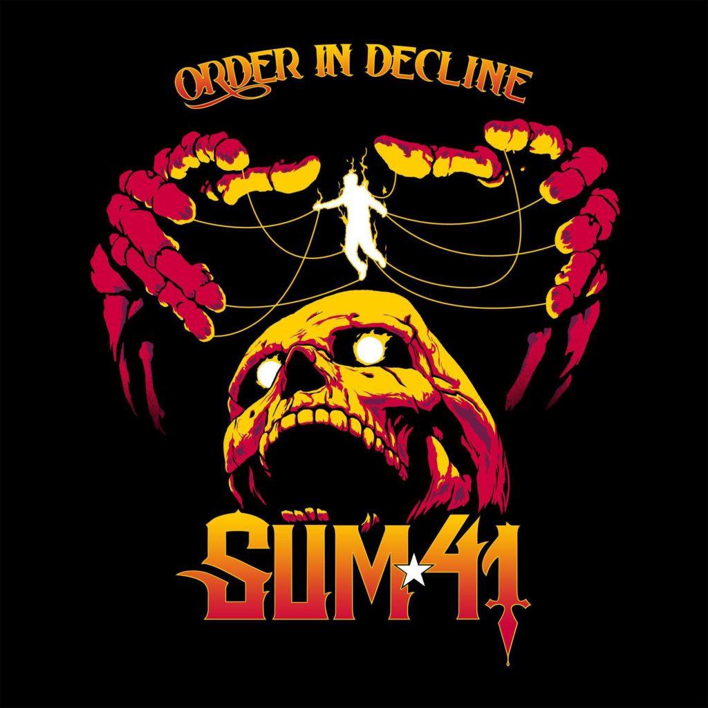 Sum 41 – Order In Decline (★★★★): Een ode aan zichzelf, een sneer aan de wereld