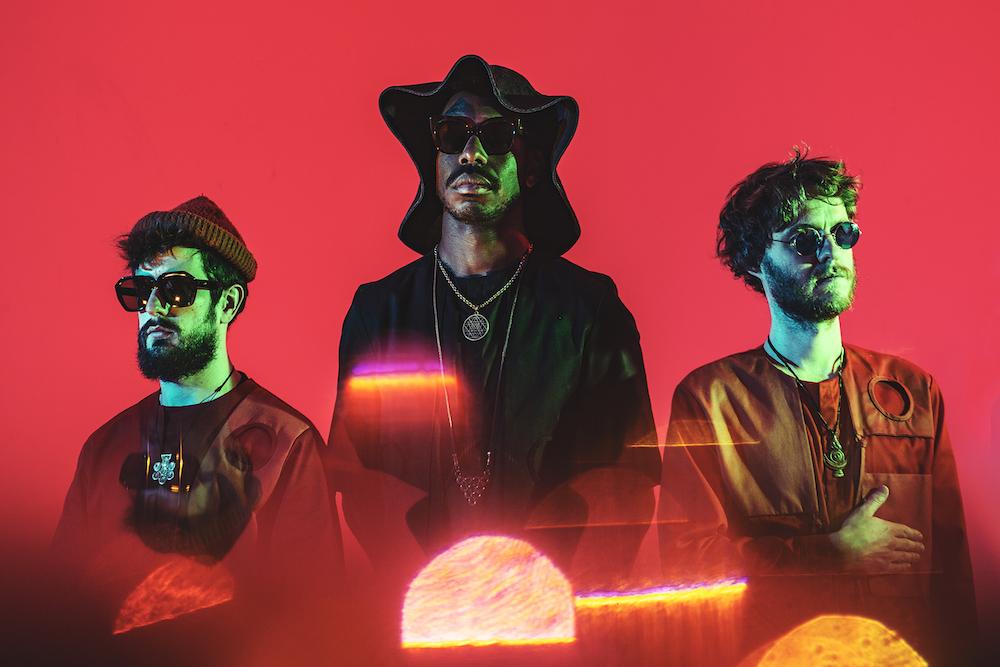 "Nieuwe single The Comet Is Coming – ""Lifeforce Part II"""