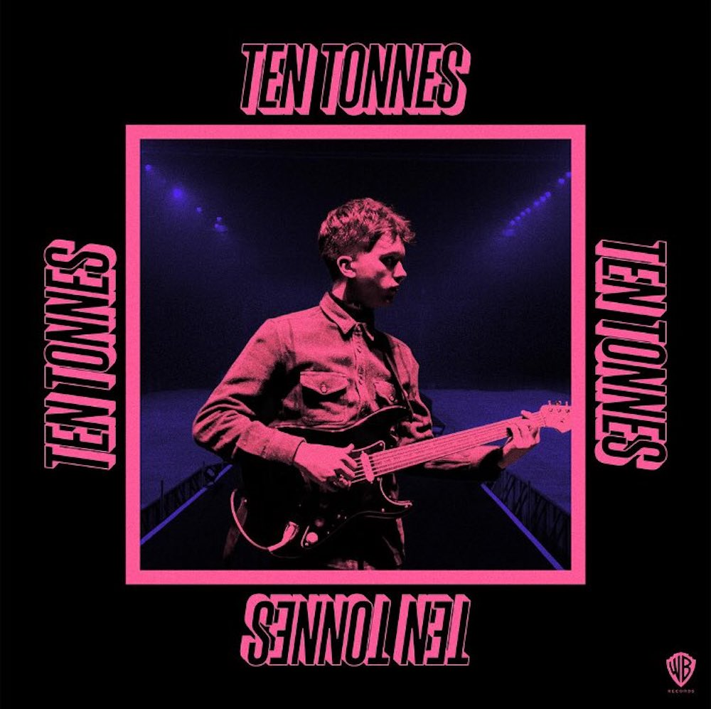 "Nieuwe single Ten Tonnes – ""Better Than Me"""